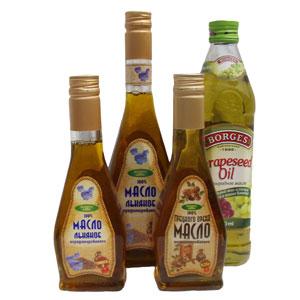 прочие растительные масла