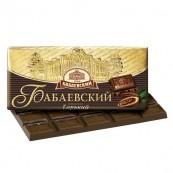 Шоколад горький Бабаевский 100гр.