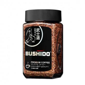 Кофе Bushido Black Katana растворимый сублимированный 100гр.