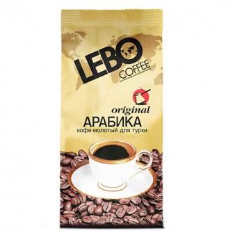 Кофе Lebo Original молотый 200гр.