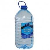 Вода столовая Чудесная водица  н/газ 6л.