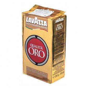 Кофе Lavazza Qualita Oro молотый 250гр.