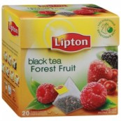 Чай черный Lipton «Forest Fruit» 20пак.
