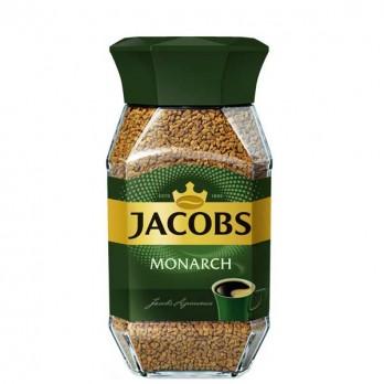 Кофе Jacobs Monarch растворимый сублимированный 190гр.