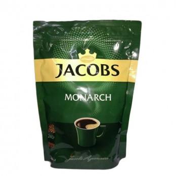 Кофе Jacobs Monarch растворимый сублимированный 240гр.