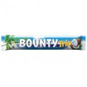 Батончик Bounty Трио 82,5гр.
