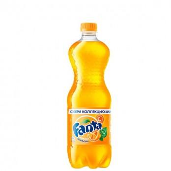 Напиток Fanta апельсин 1л.