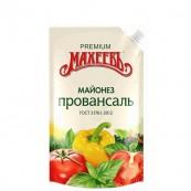 Майонез Махеевъ Провансаль 50,5%  400гр.