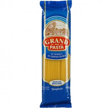 Макароны Grand Di Pasta Спагетти  500гр.