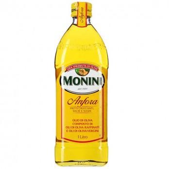 Масло оливковое Monini рафинированное 1л.