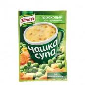 Суп гороховый Knorr Чашка супа с сухариками 21гр.