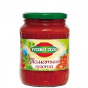 Паста томатная Русское село 480гр.