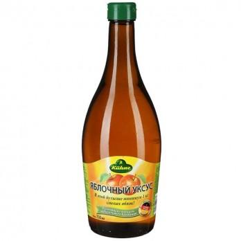 Уксус Kuhne яблочный 5% 0,75л.