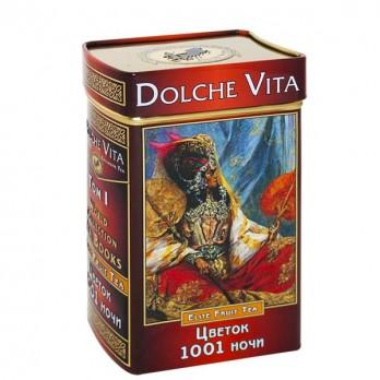 Чай «Дольче Вита» Цветок 1001 ночи 100 гр.