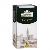Чай черный Ahmad Tea Earl Grey (Седой Граф) 25пак.