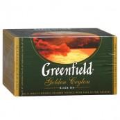Чай черный Greenfield Golden Ceylon 25пак.