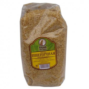 Крупа пшеничная Кубань-Матушка Полтавская №3 800гр.