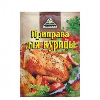 Приправа Cykoria S.A. д/курицы 40гр.