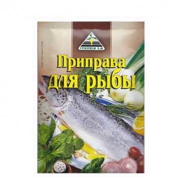 Приправа Cykoria S.A. д/рыбы 40гр.