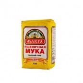 Мука Макфа пшеничная высший сорт, 1кг