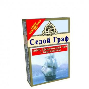 Чай черный Добрыня Никитич «Седой Граф» 90гр.