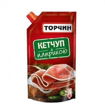 Кетчуп Торчин «С паприкой»  300гр.