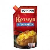 Кетчуп Торчин «С чесноком»  300гр.