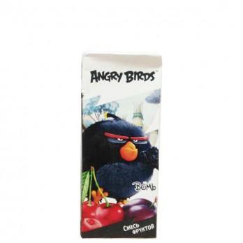 Нектар с мякотью детский Angry Birds смесь фруктов 0,2л.