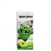 Нектар с мякотью детский Angry Birds яблоко 0,2л.