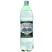 Вода минеральная Ессентуки №17 «Аллея источников» газированная лечебная 1,5л.