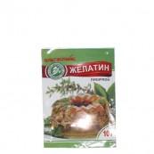 Приправа Альтаспайс желатин пищевой 10гр.
