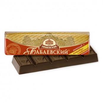 Батончик Бабаевский с помадно-сливочной начинкой 50гр.