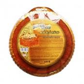 Коржи бисквитные «Виктория» темные 400гр.