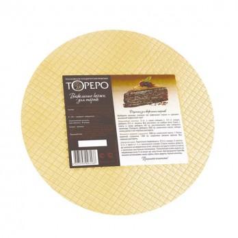 Коржи вафельные «Тореро» 120гр.