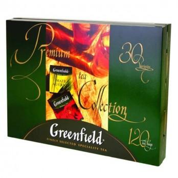 Набор чая Greenfield «Ассорти» 120пак.