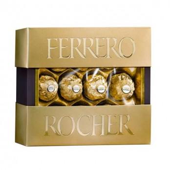 Конфеты Ferrero Rocher 125гр.
