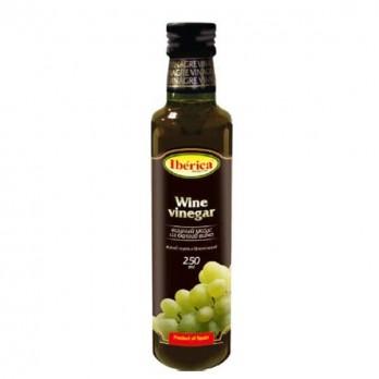 Уксус Iberica винный из белого вина 6% 250мл.