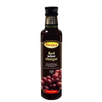 Уксус Iberica винный из красного вина 6% 250мл.