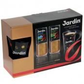 Подарочный набор кофе Jardin 2 вида* 95гр. + керамическая кружка