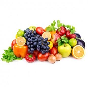Овощи Фрукты Зелень