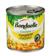 Кукуруза Bonduelle сладкая 340 гр.