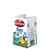 БиоКефир Вкуснотеево питьевой 1% 450 гр.