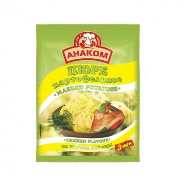 Пюре картофельное Анаком в асс. 35гр.