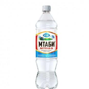Вода минеральная Нагутская-26 МТАБИ газированная  1,25л.