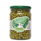 Горошек Сто Рецептов зеленый из мозговых сортов 520гр.