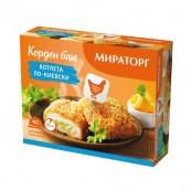 Кордон Блю Мираторг котлета по-киевски 405гр.