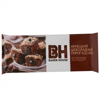 Пирог Baker House Немецкий шоколадный бисквитный 350гр.