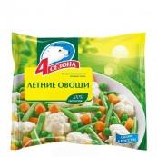 Смесь овощная «4 сезона» Летние овощи 400гр.