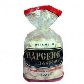 Пельмени Царские закрома «Из говядины и свинины» мороженные 800гр.
