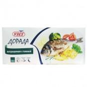 Рыба Vici «Дорада» потрошеная замороженная 500гр.